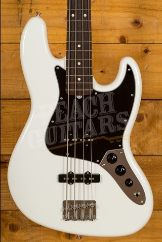 Fender American Performer Jazz Bass Rosewood Arctic White