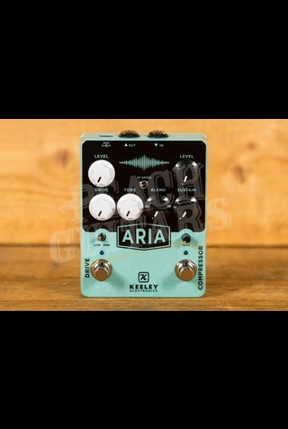 Keeley Aria Compressor Overdrive