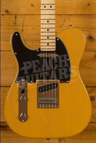 Fender Player Series Tele Left Handed Maple Neck Butterscotch