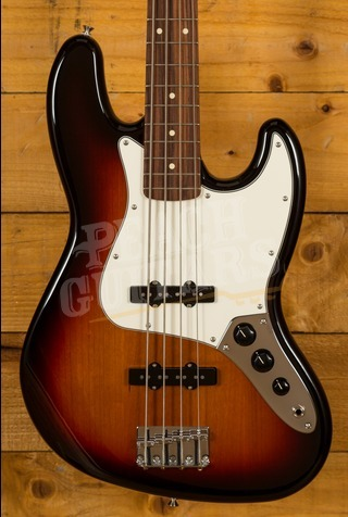 Fender Player Series Jazz Bass Pau Ferro 3TSB
