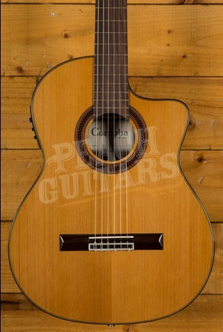Cordoba C7-CE-CED Solid Cedar Top Indian Rosewood Back & Sides w/Fishman