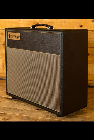 Friedman Small Box 50 Combo 2 Channel Used