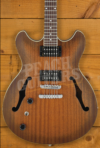 Ibanez AS53L-TF Tobacco Flat - Left handed
