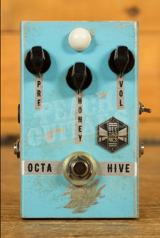 Beetronics OctaHive Super High Gain Fuzz w/High Pitch Octave