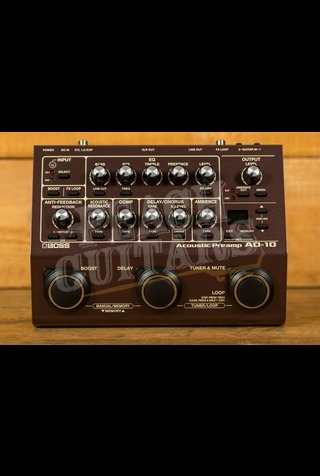 Boss AD-10 Acoustic Pre amp and Multi FX
