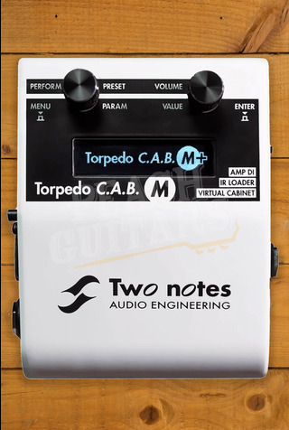 Two Notes Torpedo C.A.B M+