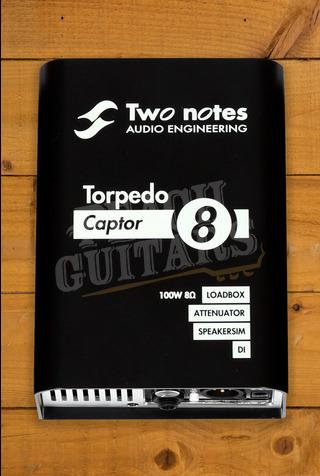 Two Notes Torpedo Captor Loadbox and DI