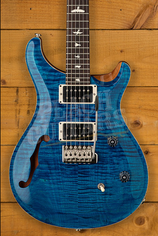 PRS CE24 Semi-Hollow - Blue Matteo