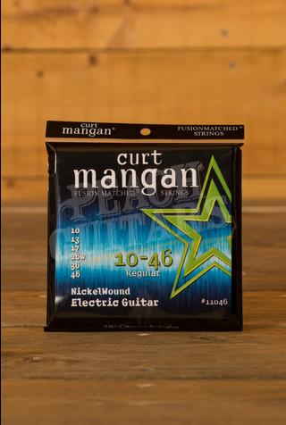 Curt Mangan 10-46 Nickel Wound