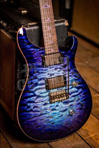 PRS Private Stock Custom 24 Brazilian - Aqua Violet Glow