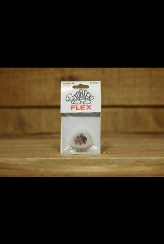 Jim Dunlop 428P Tortex Flex 12 Pack