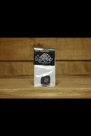 Dunlop Picks - Tortex Pitch Black Jazz III - Players Pack