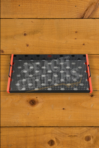 Temple Audio DUO-24 Pedalboard - Temple Red
