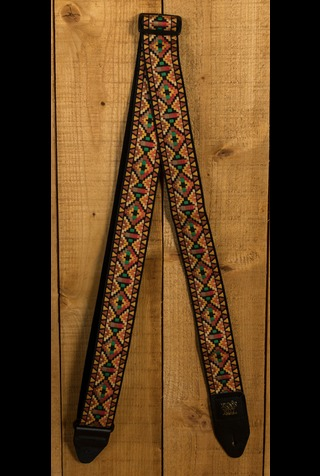 Ernie Ball Jacquard Classic Strap Santa Fe