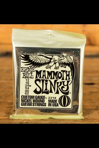 Ernie Ball - 12-62 (Wound G) Mammoth Slinky