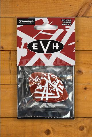 Dunlop Picks - EVH Shark Max Grip - Pack 6