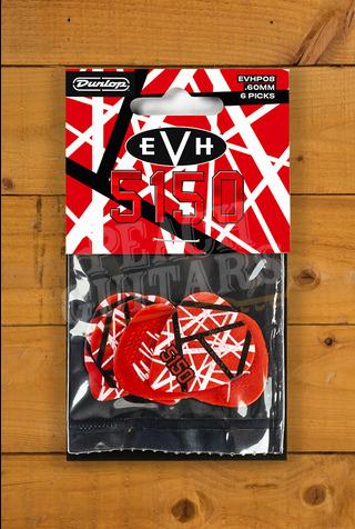 Dunlop Picks - EVH 5150 Variety Pack - Pack 6