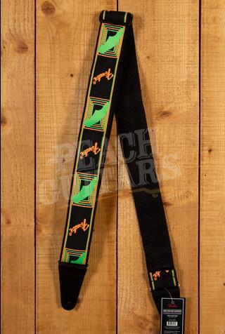 Fender Neon Monogrammed Strap
