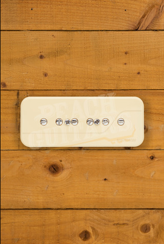 Fishman Fluence Signature Series Greg Koch P90 Bridge Pickup Cream