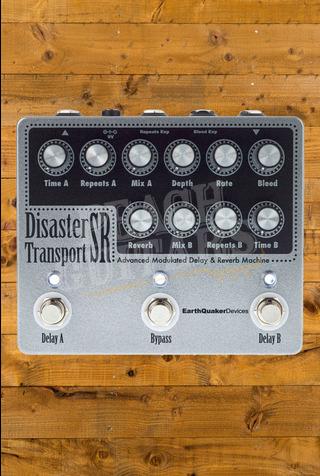 EarthQuaker Devices - Disaster Transport SR
