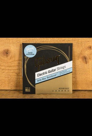 Gibson Brite Wires Reinforced 11-50