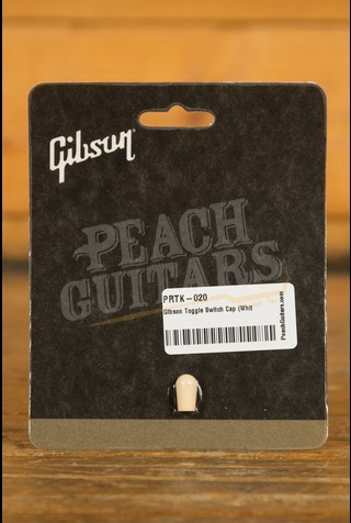 Gibson Toggle Switch Cap (White)