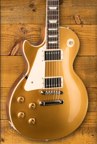 Gibson Les Paul Standard '50s - Gold Top Left Handed