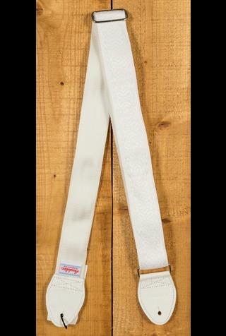 """Souldier GS1212WH02WH Greenwich 2"""" White Wedding"""