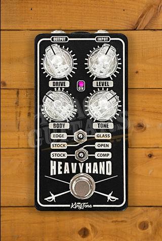 King Tone Guitar - Heavy Hand