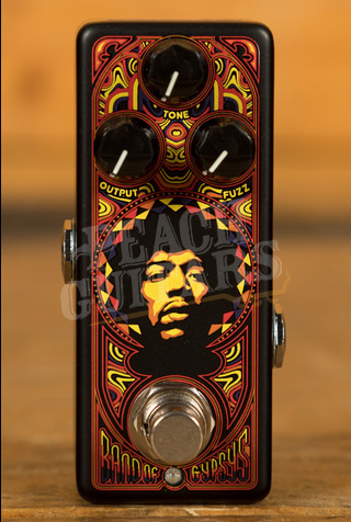 Hendrix Band of Gypsys Fuzz Mini
