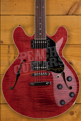 Collings I35 LC Faded Cherry