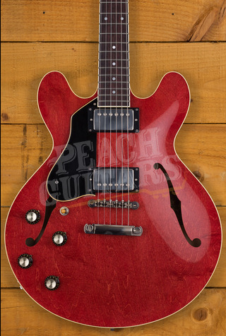 Collings I35 LC Vintage - Faded Cherry Left Handed