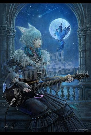Fender MIJ Final Fantasy XIV Stratocaster
