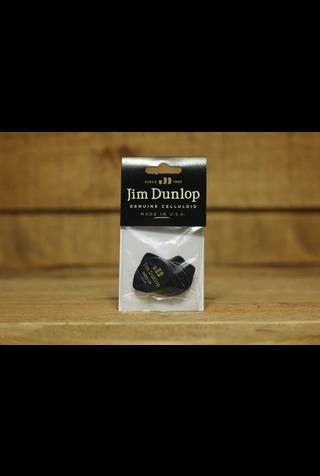 Jim Dunlop Celluloid Teardrop 12 Pack