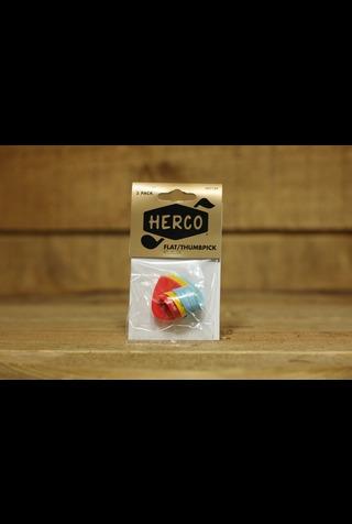 Dunlop Picks - Herco Thumb Picks - Players Pack