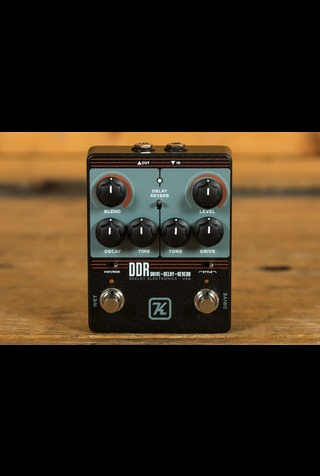 Keeley DDR - Drive Delay Reverb