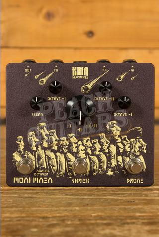 KMA Moai Maea Analog Octaver Pedal