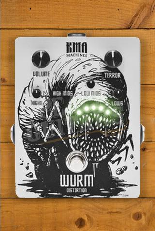 KMA Wurm Metal Distortion Pedal