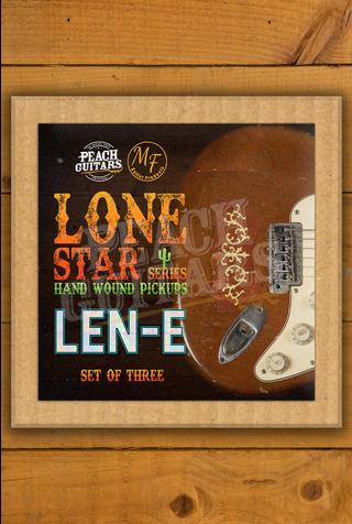 "MF Guitars/Peach Guitars ""Len-E"" Set of 3"