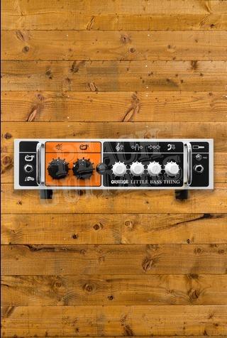 Orange Little Bass Thing 500w Bass Head