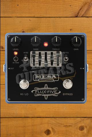 Mesa Boogie Flux Five Pedal