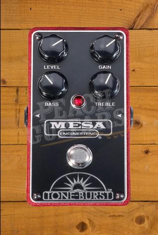 Mesa Boogie Tone-Burst Booster Pedal