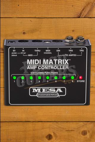 Mesa Boogie Midi Matrix