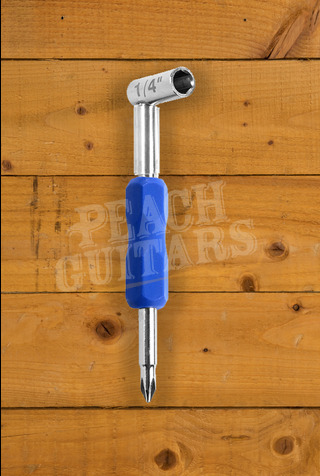 "Music Nomad Premium Truss Rod Wrench - 1/4"""