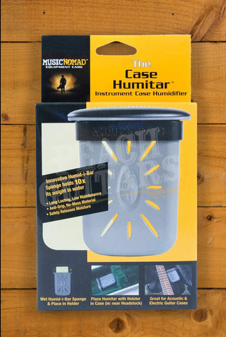 Music Nomad The Humitar - Instrument Case Humidifer w/Case Holster