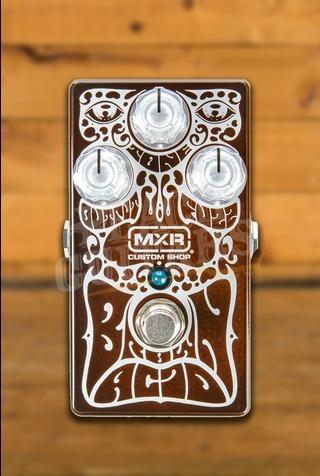 MXR Custom Shop - Limited Edition Brown Acid Fuzz