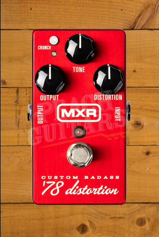 MXR Custom Badass Distortion '78 Pedal
