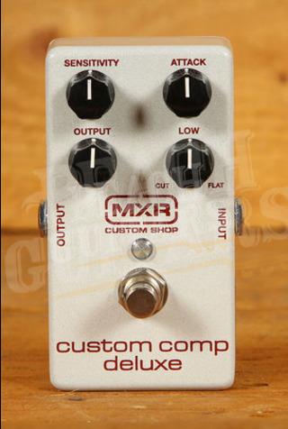 Jim Dunlop MXR Custom Comp Deluxe Compressor Pedal