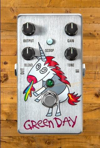 MXR DD25V3 Dookie Drive Version 3 - Unicorn
