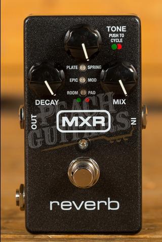 MXR Reverb Pedal